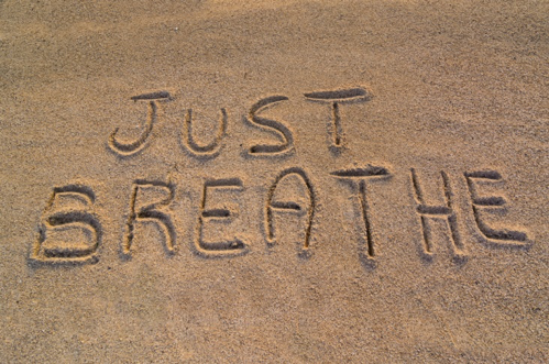 Breath is the most important