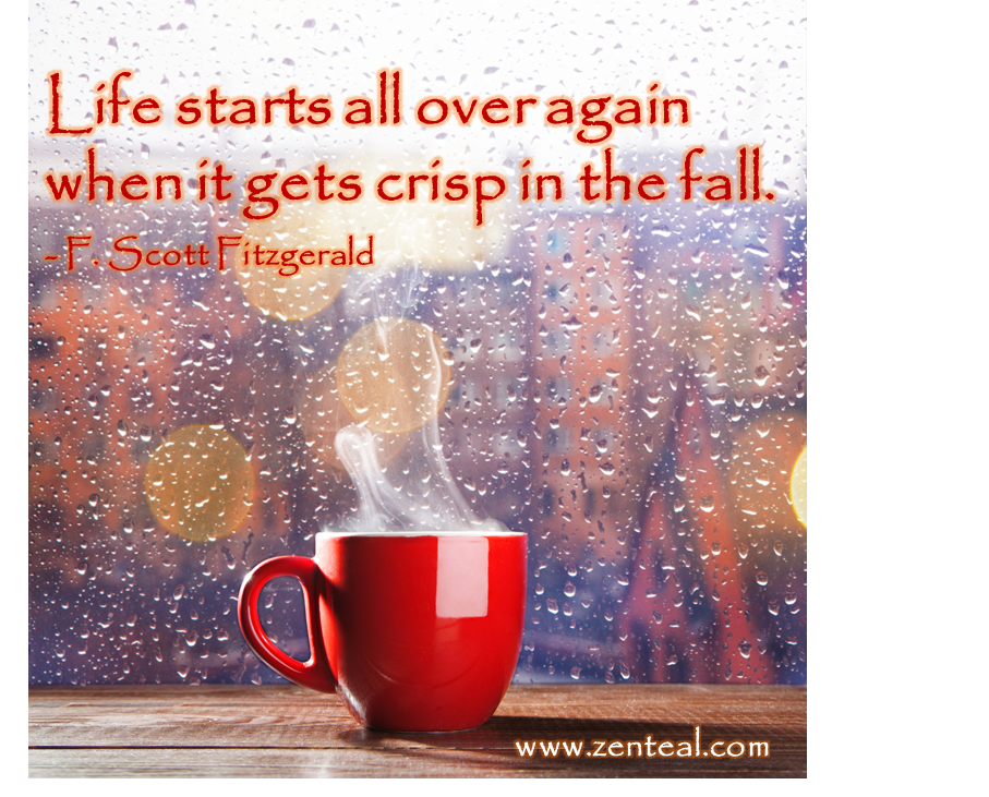 Fall Quote Inspiration