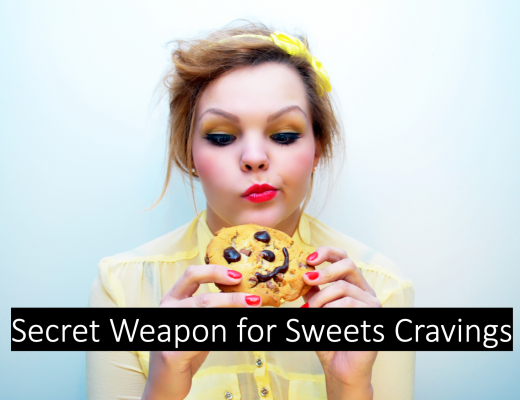 Secret weapon for sweets cravings