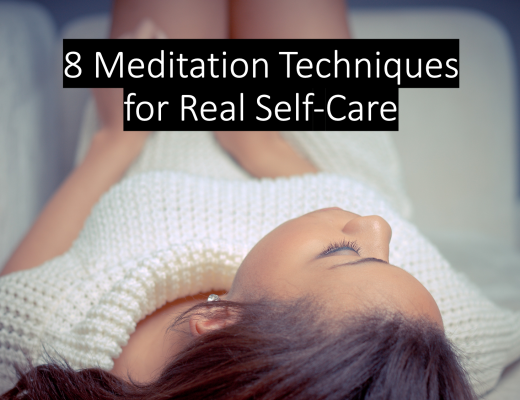 Meditation Techniques for Self Care